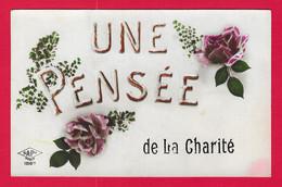 CPA La Charité Sur Loire - Une Pensée De La Charité - La Charité Sur Loire