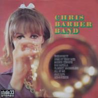 * LP *  CHRIS BARBER BAND - SAME - Jazz