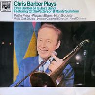 * LP *  CHRIS BARBER BAND - CHRIS BARBER PLAYS (England 1966) - Jazz