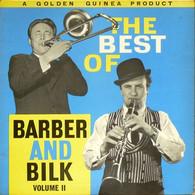 * LP *  CHRIS BARBER / ACKER BILK - THE BEST OF BARBER & BILK VOLUME II - Jazz