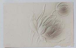05459 Cartolina - Fiori - A Rilievo - Flowers