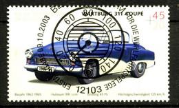 GERMANIA  FEDERALE - BUNDESREPUBLIK - Jahr 2003 - Usato - Used - Utilisè - Gestempelt. - Gebraucht