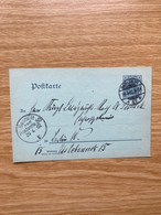 """Deutsches Reich-Stempel """"Berlin"""" - Briefe U. Dokumente"""
