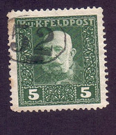 Autriche-Hongrie 25 (Empire) - Used Stamps