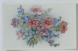 05475 Cartolina - Fiori Anni 1956 - Flowers