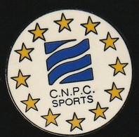 72950- Pin's.basés à Pau, Grenoble, Paris, Miramas, Et Nantes, Le CNPC SPORT - Cities