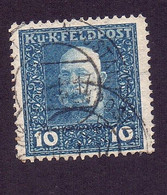 Autriche-Hongrie 28 (Empire) - Used Stamps