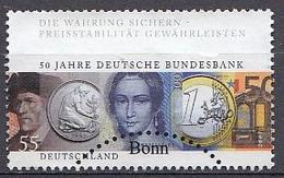 Bund  2007  Mi.nr.: 2618  Deutsche Bundesbank   Gestempelt / Oblitérés / Used - Gebraucht
