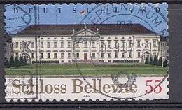 Bund  2007  Mi.nr.: 2604  Schloss Bellevue   Gestempelt / Oblitérés / Used - Gebraucht