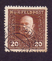 Autriche-Hongrie 31 (Empire) - Used Stamps
