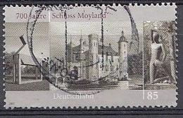 Bund  2007  Mi.nr.: 2602  700.Jahre Schloss Moyland   Gestempelt / Oblitérés / Used - Gebraucht