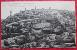 *90  -  ROTHENEUF  -  Les Rochers Sculptés -  Côte D'Emeraude  -  Ile Et Vilaine  -  35 - Rotheneuf