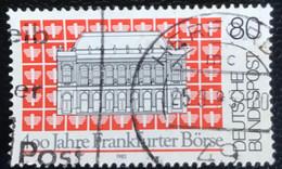 Deutsche Bundespost - C2/40 - (°)used - 1985 - Michel 1257 - Beurs Frankfurt - Gebraucht