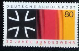 Deutsche Bundespost - C2/40 - (°)used - 1985 - Michel 1266 - Democratie - Gebraucht