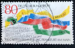 Deutsche Bundespost - C2/40 - (°)used - 1986 - Michel 1283 - Vergadering Katholieke Studenten - Gebraucht