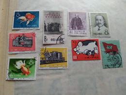 China 1960 CTO - Gebraucht