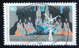Deutsche Bundespost - C2/40 - (°)used - 1993 - Michel 1702 - Tsjaikovski - Gebraucht