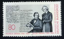 Deutsche Bundespost - C2/40 - (°)used - 1985 - Michel 1236 - Gebroeders Grimm - Gebraucht