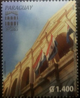 Paraguay 2014, 10 Years Of El Cabildo, MNH Single Stamp - Paraguay