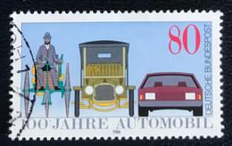 Deutsche Bundespost - C2/40 - (°)used - 1986 - Michel 1268 - 100j Auto's - Gebraucht