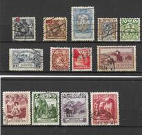 Liechtenstein - Selt./gest. Lot Aus 1924/34 - Aus Michel 61/136! - Gebraucht