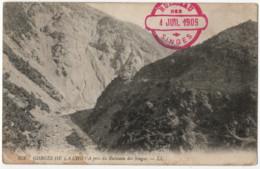 CPA Algérie Gorges De La Chiffa Près Du Ruisseau Des Singes LL 1909 - Otros