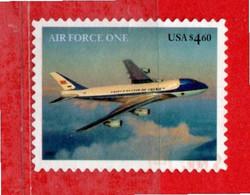 (Us.2) Stati Uniti ° - 2007 - AIR FORCE ONE.  Yv. 3924.   Used. - Gebraucht