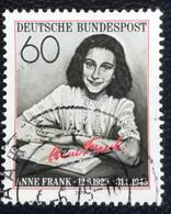 Deutsche Bundespost - C2/40 - (°)used - 1979 - Michel 1013 - Anne Frank - Gebraucht