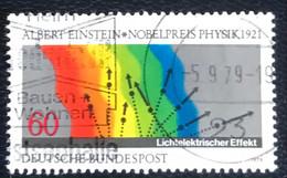 Deutsche Bundespost - C2/40 - (°)used - 1979 - Michel 1019 - Nobelprijswinnaars - Gebraucht