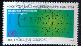 Deutsche Bundespost - C2/40 - (°)used - 1979 - Michel 1021 - Nobelprijswinnaars - Gebraucht