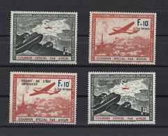 FRANCE.  YT  L.V.F. N° 2/5   Neuf **  1941-42 - Guerres