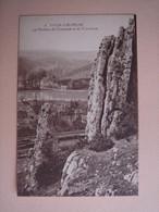 Yvoir-Sur-Meuse - Les Rochers De Champale Et De Waremme - Yvoir