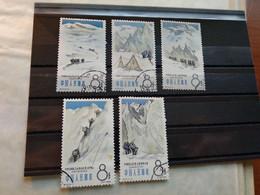 China  1965 Chinese Mountaineering Achievements  MNH - Gebraucht
