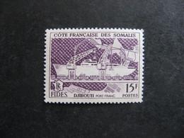 Cote Des Somalis:  TB  N° 285, Neuf X. - Unused Stamps