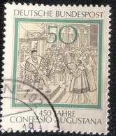 Deutsche Bundespost - C2/41 - (°)used - 1980 - Michel 1051 - Confessio Augustana 1530 - Gebraucht