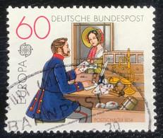 Deutsche Bundespost - C2/41 - (°)used - 1979 - Michel 1012 - Europa - Postgeschiedenis - Gebraucht