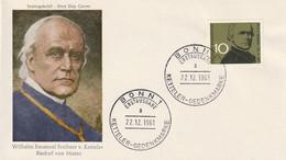 Mi. 374 FDC - FDC: Briefe