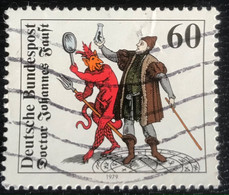 Deutsche Bundespost - C2/41 - (°)used - 1979 - Michel 1030 - Johannes Faust - Gebraucht