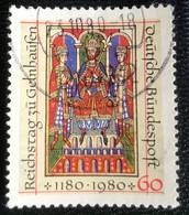 Deutsche Bundespost - C2/41 - (°)used - 1980 - Michel 1045 - Rijksdag Geinhausen - Gebraucht