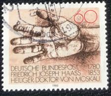 Deutsche Bundespost - C2/41 - (°)used - 1980 - Michel 1056 - Friedrich Joseph Haass - Gebraucht