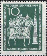 10725 Mi Nr. 735 DDR (1959) Postfrisch - Ungebraucht