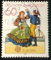 Deutsche Bundespost - C2/41 - (°)used - 1981 - Michel 1097 - Europa - Folklore - Gebraucht