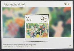 2006 Island  Mi.  Bl. 40 **MNH NORDEN  Nordische Mythen - Blocks & Sheetlets