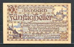 344-Aschbach 50h 1920 - Austria