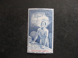 B). Cote Des Somalis:  TB  PA N° 10, Neuf X. - Unused Stamps