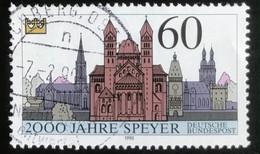 Deutsche Bundespost - C2/41 - (°)used - 1990 - Michel 1444 - Speyer 10vchr -1990 - Gebraucht