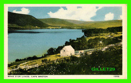 CAPE BRETON, NOVA SCOTIA - BRAS D'OR LAKES - C.L.C. - CANADIAN ART DEEPTONE SERIES - - Cape Breton