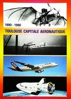 ►  AIR FRANCE -  AIRBUS A340    1990 - 1946-....: Modern Era