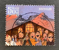2014  Islande  Y Et T   1319 O  Cachet Rond - Used Stamps