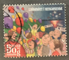 2014  Islande  Y Et T   1355 O  Cachet Rond - Used Stamps